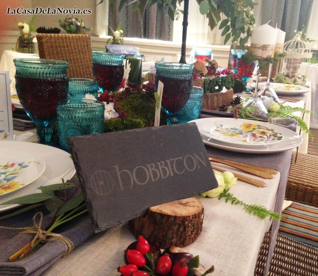 Una boda en Hobitton