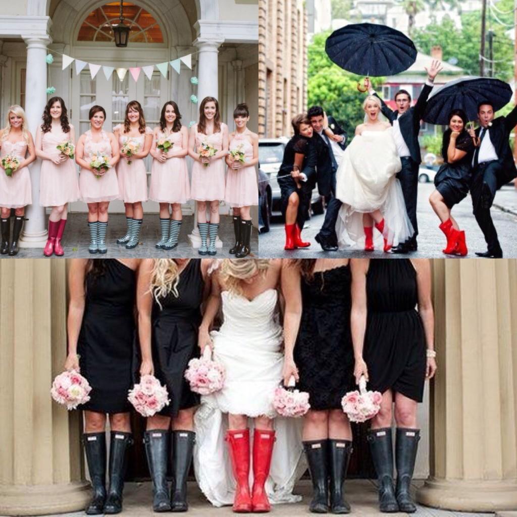novias-botas-agua-lluvia